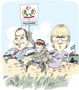 Bokslut Västsahara