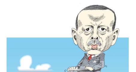 Pressad Erdogan inleder inrikespolitiska avledningsmanövrar