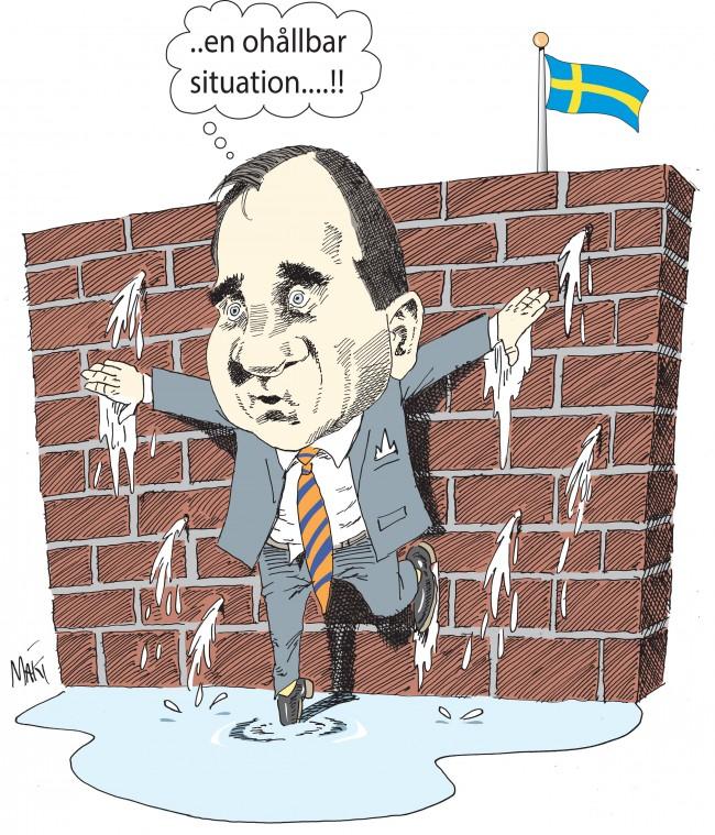 Gymnasielagen kan tvinga Sverige att lämna Schengensamarbetet