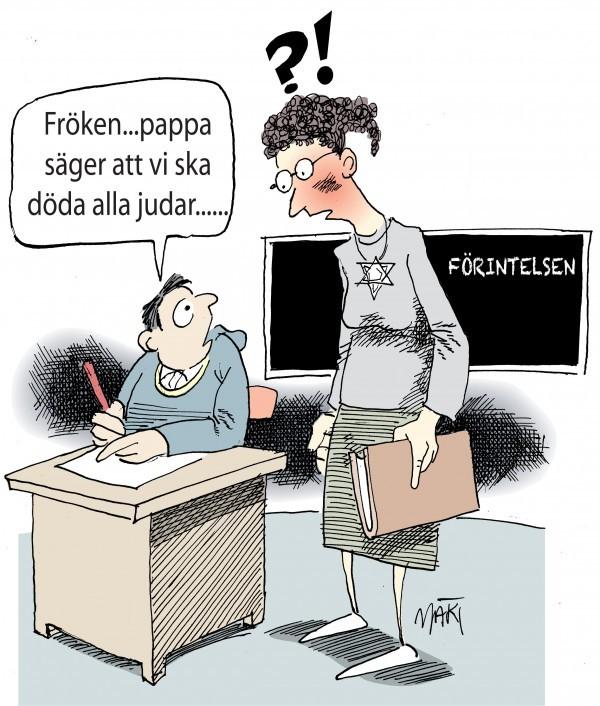 Sveriges Radios morgonandakt leds av person som bjudit in Förintelseförnekare