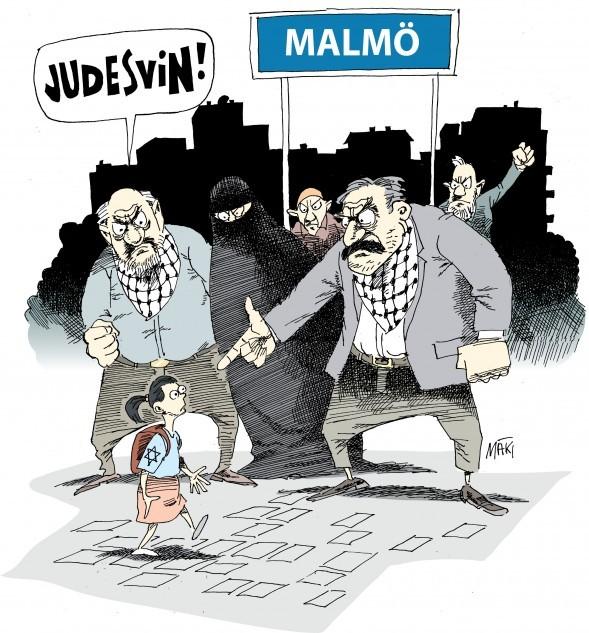 Ljusets fiender - därför knäcks inte antisemitismen i Malmö
