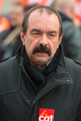 Philippe Martinez. Photograf by Wikipedia