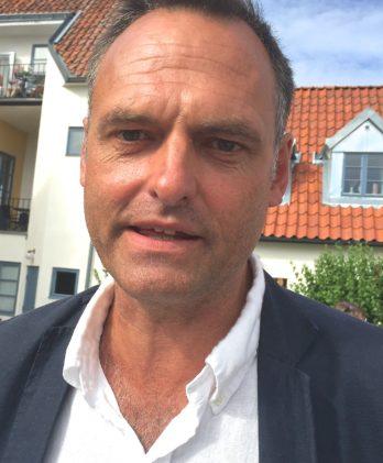 Mikael Thörn, sakkunnig på Nationella Kompetensteamet, Länsstyrelsen Östergötland. Foto: Helene Bergman
