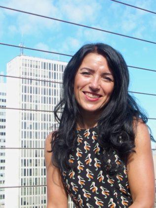 Aminen Kakabahve. Foto: Helene Bergman