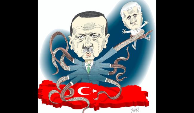 Turkiet intervenerar i svensk politik och valrörelse. På alla nivåer