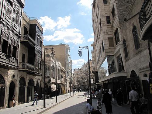 Modernt underverk i libanon