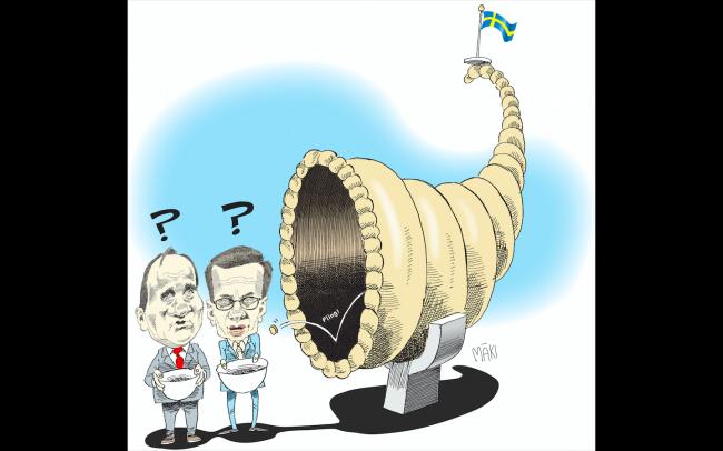 Oavsett statsminister går Sverige mot en begränsad migrationspolitik