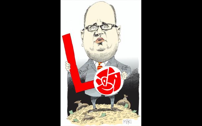 """Analys: LO och Socialdemokraterna har passerat en """"tipping point"""""""