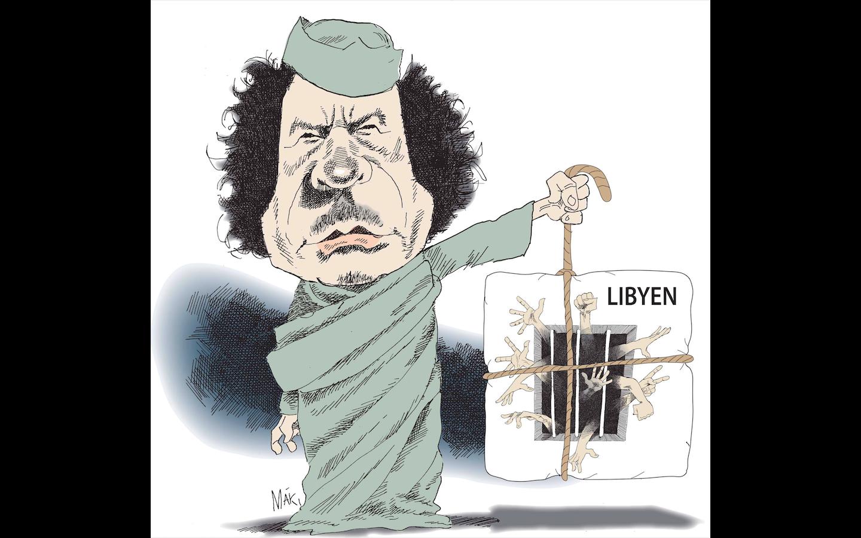 Libyska styrkor gor framsteg mot is