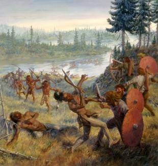 Slow Culture: Världarnas krig, den 7 oktober, 1021