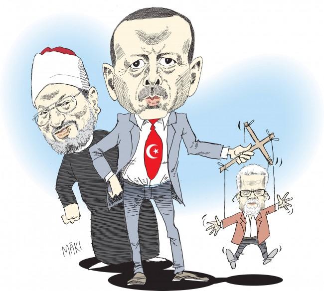 Turkiets grepp om journalister hårdnar - med svenskt stöd