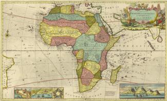 Afrika och drömmen om Europa