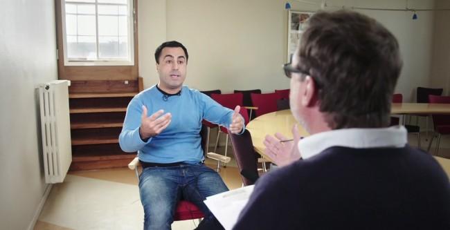 När Özz mötte Janne: En kulturkrock mellan skam och skuld