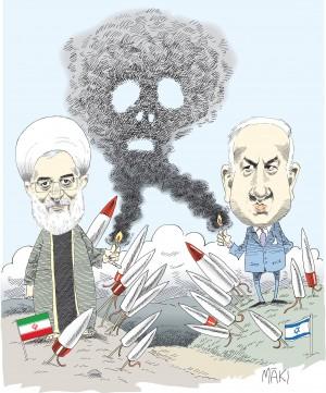 Krisen Iran - Israel: Allt är inte det som det synes vara