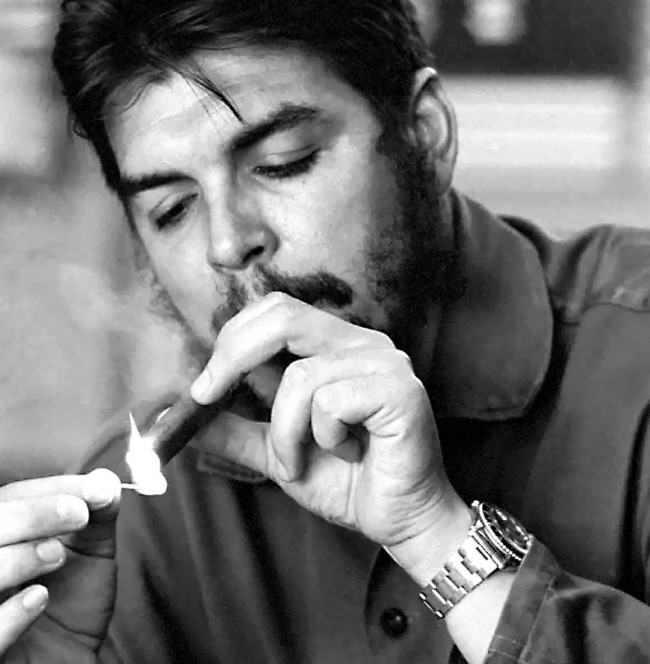 Slow Culture: Che Guevara - Rolexrevolutionären