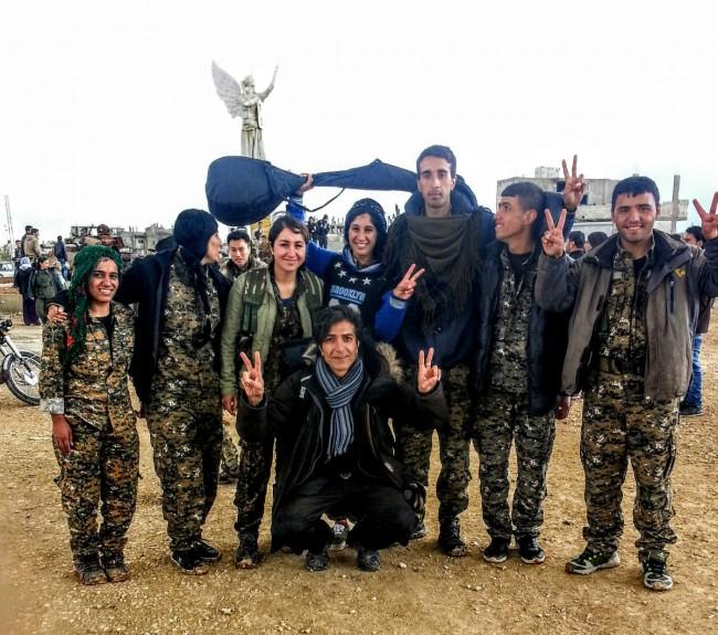 Dorpec Kobane: Kallar vi inte saker vid dess rätta namn är vi dömda