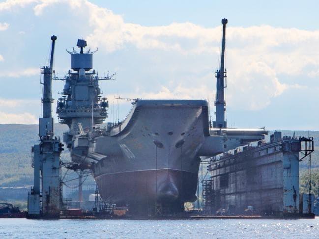 Svårt slag mot ryska flottan efter olycka i Ishavet