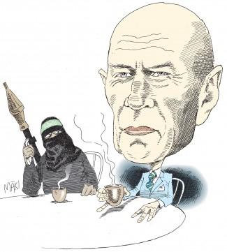 Socialdemokraterna - En säker politisk hamn för Hamas