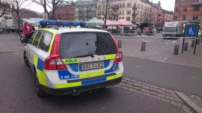 Skottlossning i Malmö - ordningsvakter i Staffanstorp