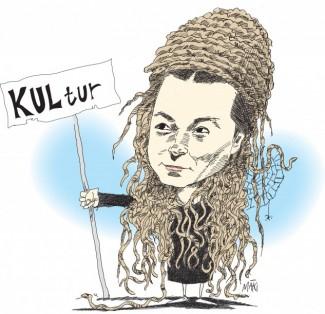 Kulturminister Amanda Lind bär arvet efter Alice Bah Kuhnke och Mehmet Kaplan vidare