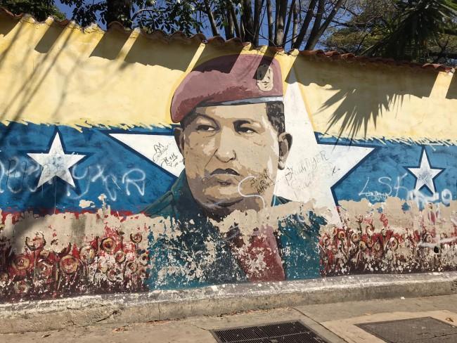 Venezuela: Och inget skulle någonsin bli detsamma...