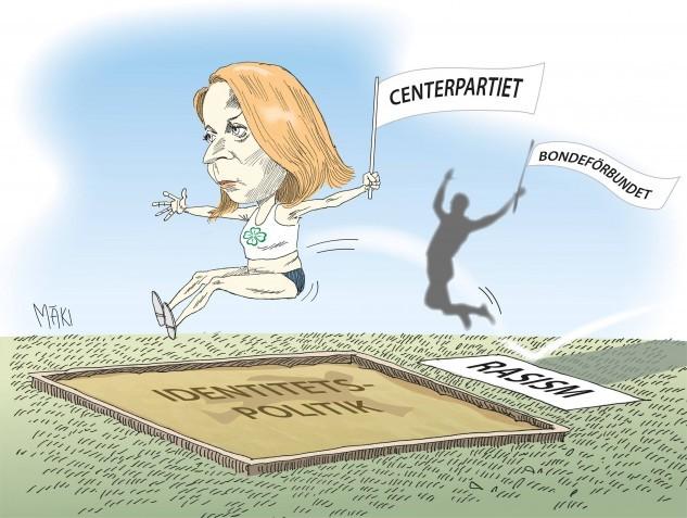 Centerpartiet har hittat hem - åsiktsgemenskap sedan decennier med delar av Socialdemokraterna
