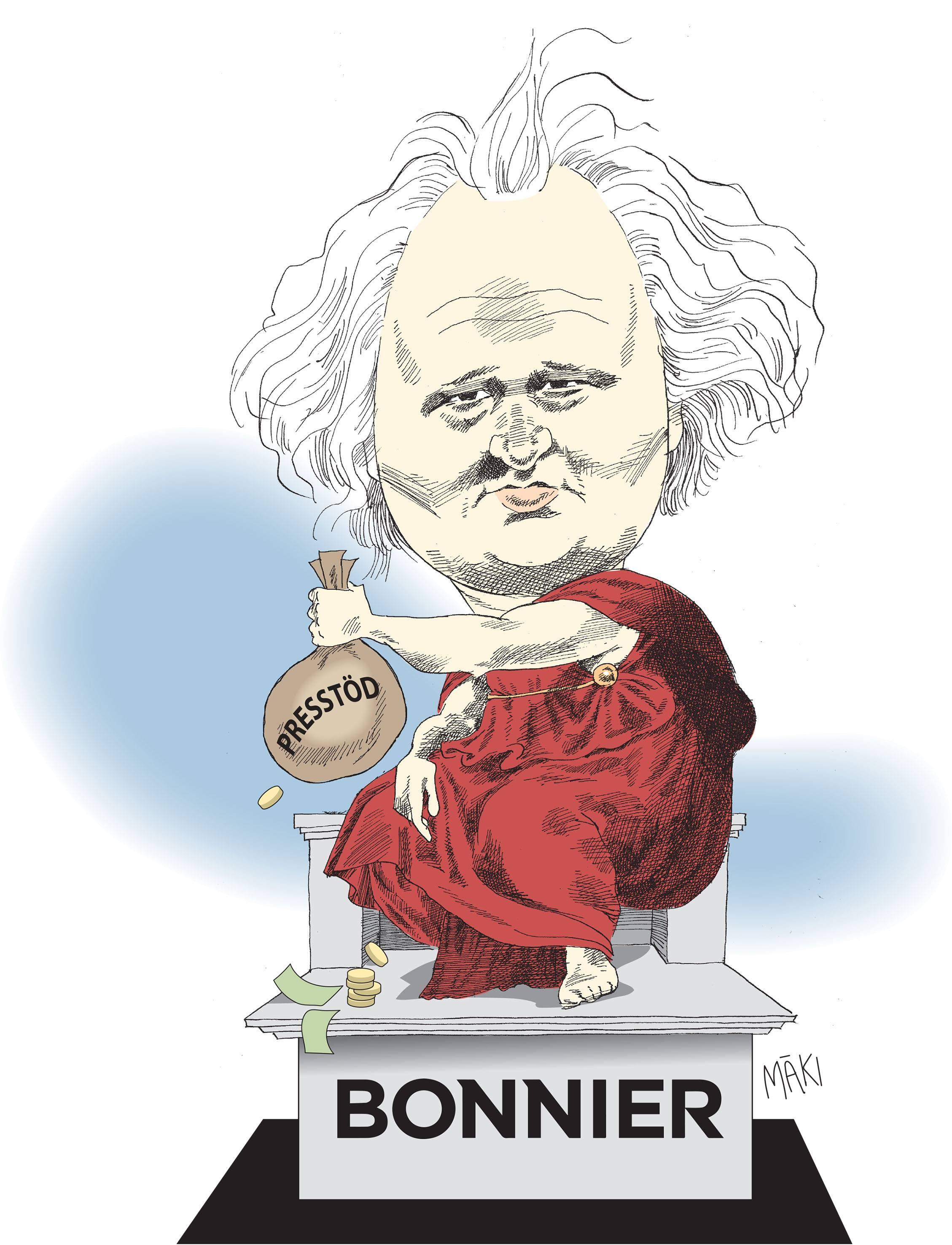 bonniers tidningar