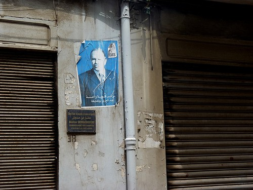 "-""Vi ville ha ett val utan Bouteflika. Istället fick vi Bouteflika utan ett val"""