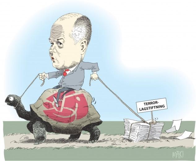 Centerpartiet och Liberalerna: Knähundar och delansvariga eller oberoende opposition