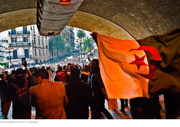 EXTRA: Den arabiska våren har nått Algeriet