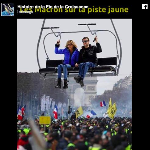 Befinner sig Frankrike i ett nytt 1968?