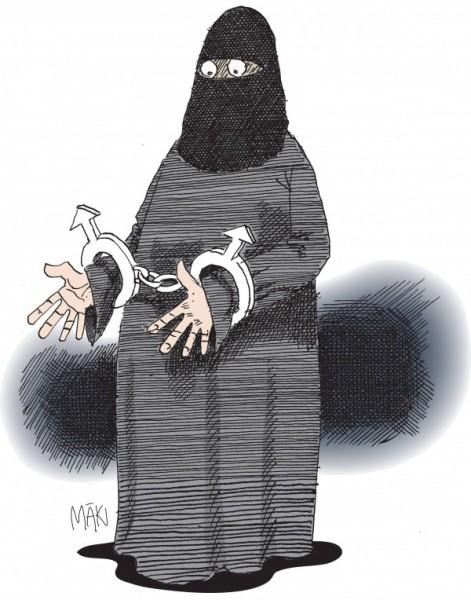 Slöjdebatten - En förvirrad debatt som kapats av Muslimska brödraskapet