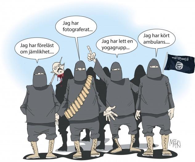 Irak höjer tempot i lagföring av IS-anhängare