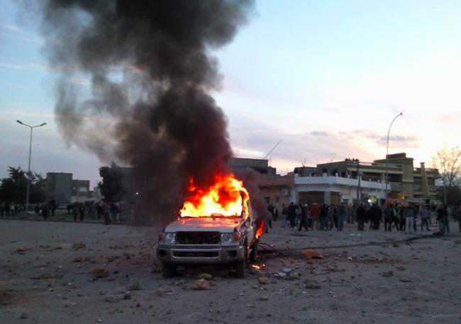 Det Libyska dramat
