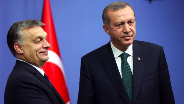 Ungern och Turkiet- en ohelig allians