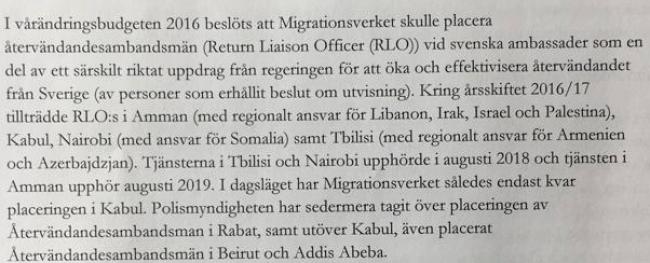 Ledarsidorna.se avslöjar: Svensk ambassadör idiotförklarar Morgan Johanssons och Margot Wallströms politik