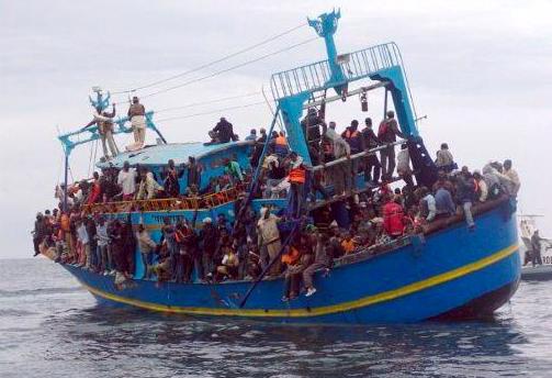 Frontex: Migrantaktivister går människohandlarnas ärenden