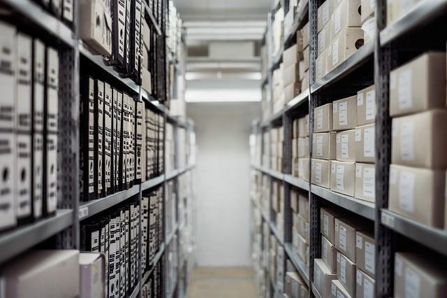 Arkiven som försvann