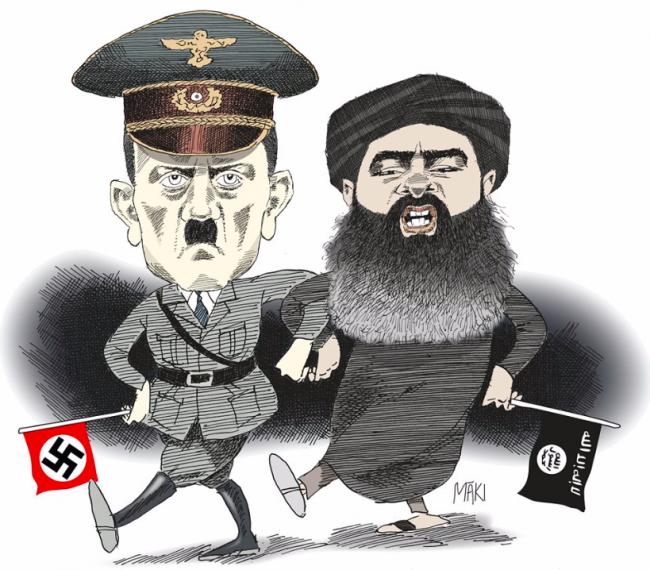 Islamiska staten - Det perfekta mordmaskineriet