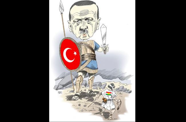 Sveriges hot om embargo mot Turkiet ett spel för gallerierna i full politisk enighet