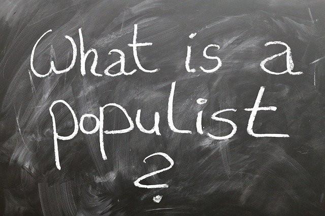 Populister i alla länder förenen eder…