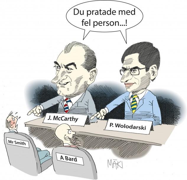 Så deplattformerar Dagens Nyheter debattörer och politiskt förtroendevalda