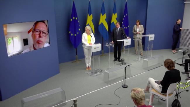 Coronakommissionens ordförande: Vem är Mats Melin?