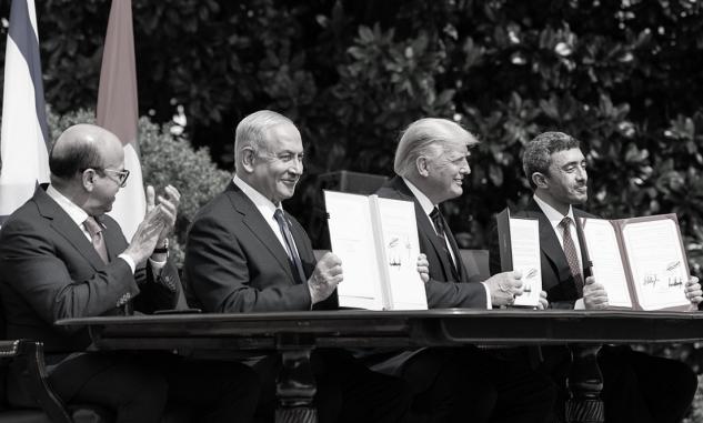 Därför är Abrahamavtalen en rävsax för Sverige