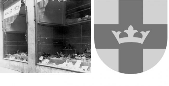 Så raderar Svenska kyrkan ut minnet av Kristallnatten