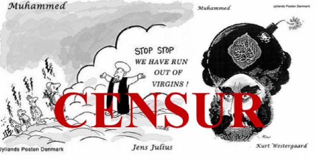 Så vinner islamister kampen om bilden och ordet