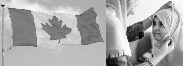 Lag om slöjförbud i skolor prövas i kanadensisk domstol