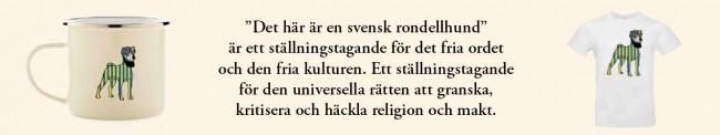 """Lansering av """"Det här är en svensk rondellhund"""""""