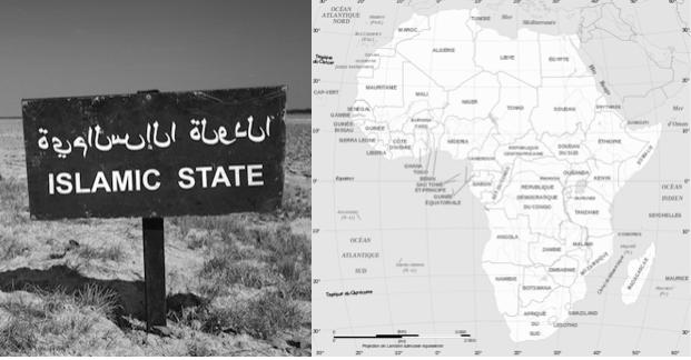 Islamiska staten växer - Afrika det nya slagfältet