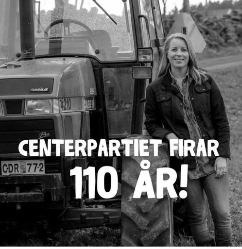 Ledarsidorna.se gratulerar Centerpartiet till 110 år